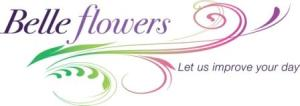 Belle Flowers Logo