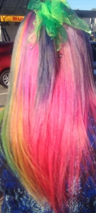 Manic Phase Rainbow Hair