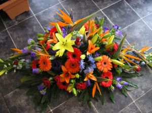 Floral Arrangement from Belle Flowers my florist shop